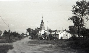 вид с ул.Калязинской.80-е годы.